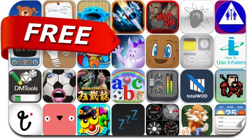 iPhone & iPad Apps Gone Free - June 12, 2014