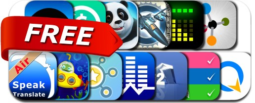 iPhone & iPad Apps Gone Free - January 7, 2017