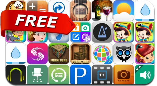 iPhone & iPad Apps Gone Free - November 16, 2014