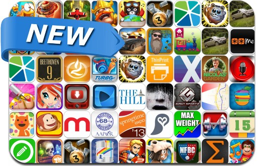 Newly Released iPhone & iPad Apps - May 17