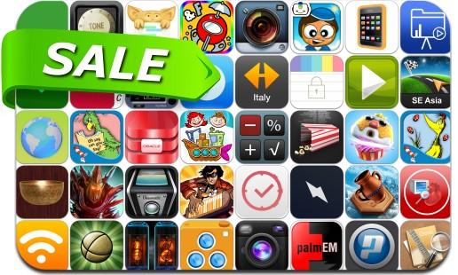 iPhone & iPad App Price Drops - March 4, 2014