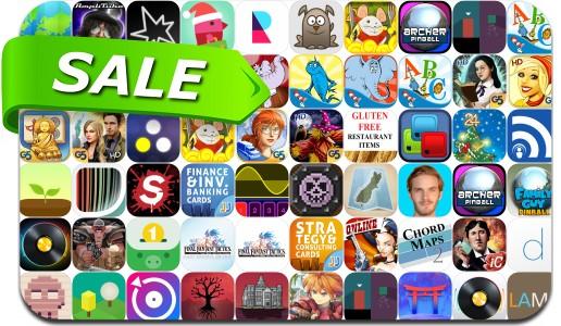 iPhone & iPad App Price Drops - December 20, 2016