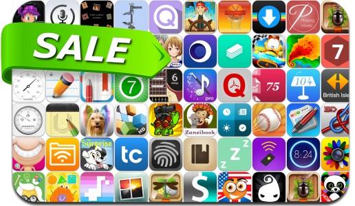 iPhone & iPad App Price Drops - May 1, 2015