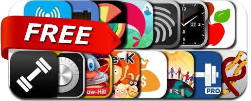 iPhone & iPad Apps Gone Free - August 19, 2017