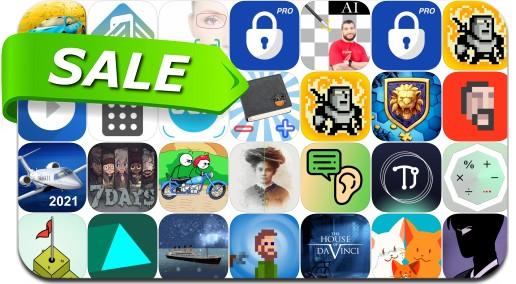 iPhone & iPad App Price Drops - July 30, 2021