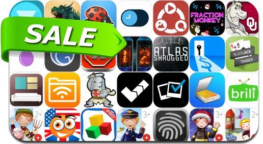 iPhone & iPad App Price Drops - March 4, 2016