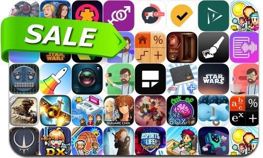 iPhone & iPad App Price Drops - April 29, 2021