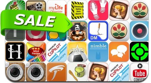 iPhone & iPad App Price Drops - December 23