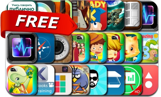 iPhone & iPad Apps Gone Free - May 26, 2014