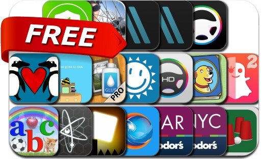 iPhone & iPad Apps Gone Free - January 17, 2015