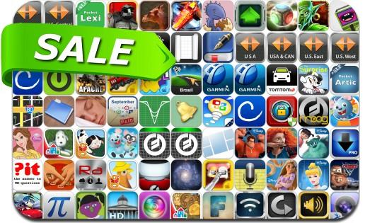 iPhone & iPad App Price Drops - May 17
