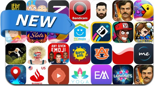 Newly Released iPhone & iPad Apps - September 2, 2016