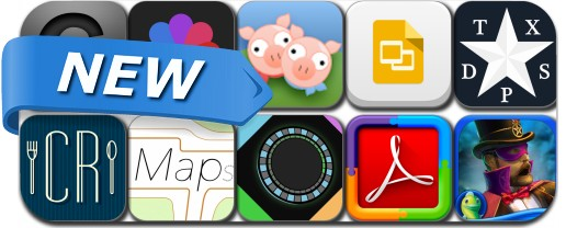 Newly Released iPhone & iPad Apps - August 26, 2014