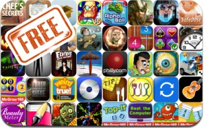 iPhone and iPad Apps Gone Free - October 24