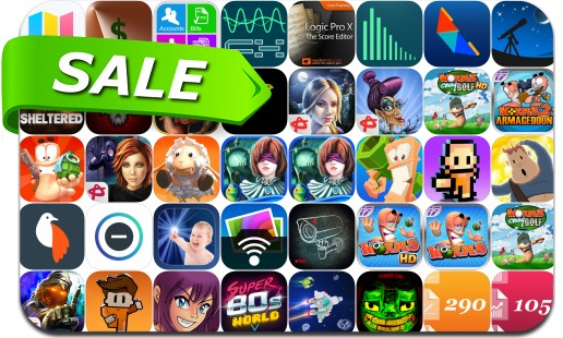 iPhone & iPad App Price Drops - July 4, 2019
