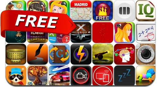 iPhone & iPad Apps Gone Free - May 19, 2014