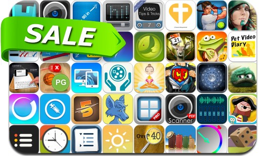 iPhone & iPad App Price Drops - June 4, 2014