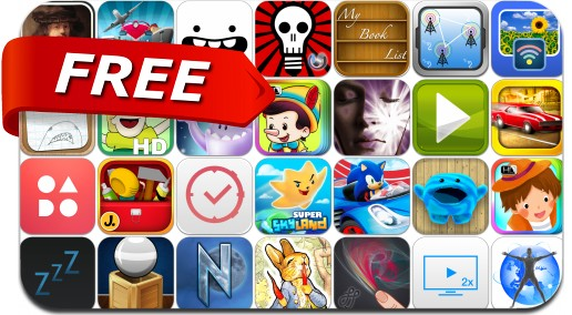 iPhone & iPad Apps Gone Free - April 24, 2014