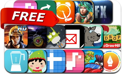 iPhone & iPad Apps Gone Free - December 5, 2015
