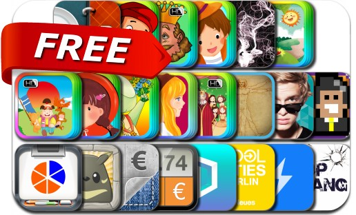 iPhone & iPad Apps Gone Free - January 14
