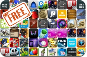 iPhone and iPad Apps Gone Free - June 30