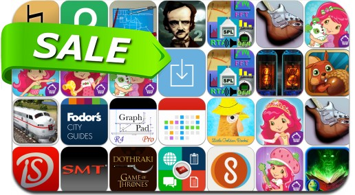 iPhone & iPad App Price Drops - January 26, 2015