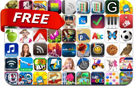 iPhone & iPad Apps Gone Free - April 2