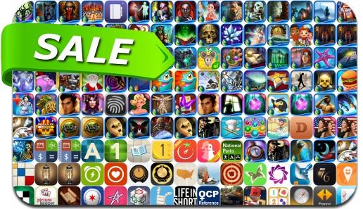 iPhone & iPad App Price Drops - September 5, 2015