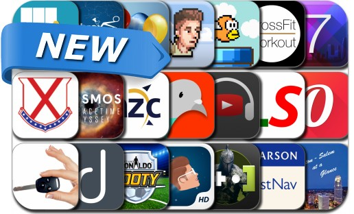Newly Released iPhone & iPad Apps - March 12, 2014