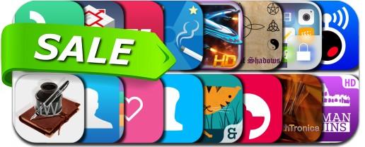 iPhone & iPad App Price Drops - July 7, 2015