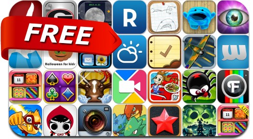 iPhone & iPad Apps Gone Free - September 27