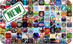 Newly Released iPhone and iPad Apps - November 2