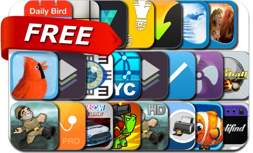 iPhone & iPad Apps Gone Free - September 13, 2014