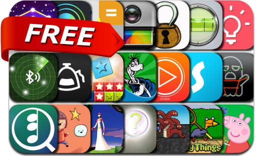 iPhone & iPad Apps Gone Free - May 22, 2020