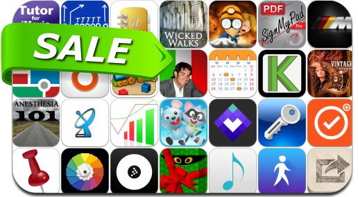 iPhone & iPad App Price Drops - April 28, 2014
