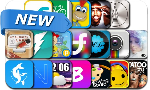 Newly Released iPhone & iPad Apps - September 29