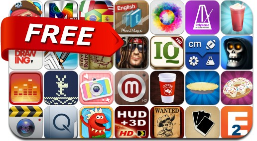 iPhone & iPad Apps Gone Free - July 31
