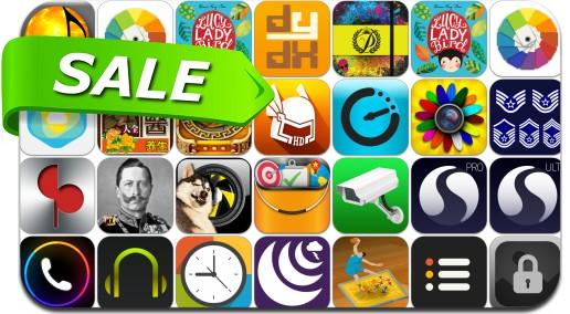 iPhone & iPad App Price Drops - October 14, 2014