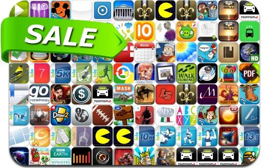 iPhone & iPad App Price Drops - August 22