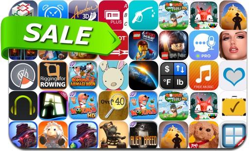 iPhone & iPad App Price Drops - July 29, 2015
