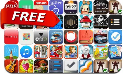 iPhone & iPad Apps Gone Free - November 27