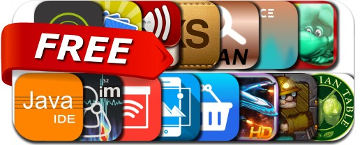iPhone & iPad Apps Gone Free - September 12, 2015