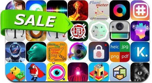 iPhone & iPad App Price Drops - July 31, 2020