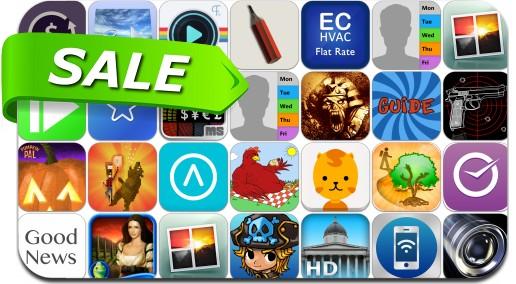 iPhone & iPad App Price Drops - February 19, 2014