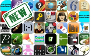Newly Released iPhone and iPad Apps - July 23