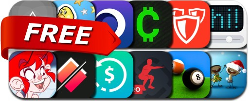 iPhone & iPad Apps Gone Free - November 25, 2017