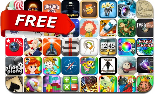 iPhone & iPad Apps Gone Free - July 3