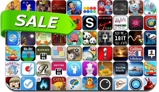 iPhone & iPad App Price Drops - December 3