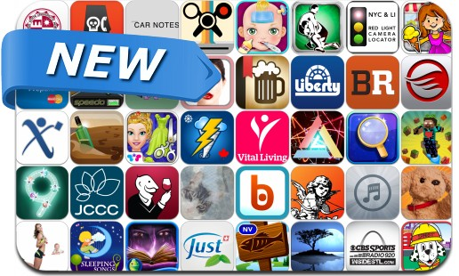 Newly Released iPhone & iPad Apps - August 22