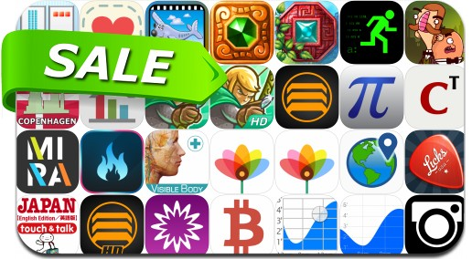 iPhone & iPad App Price Drops - June 13, 2015
